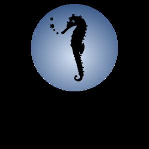 Aquarium Tiefsee Seepferd