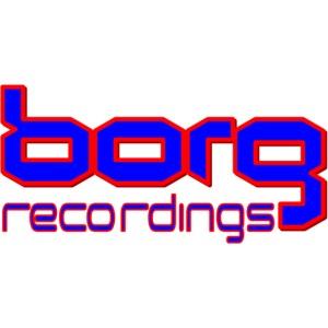 borg txt logo blue