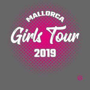 MALLORCA TOUR 2019 Shirt MALLE GIRLS Damen Frauen