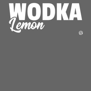 WODKA LEMON SHIRT Vodka Lemon T Shirt Damen Herren