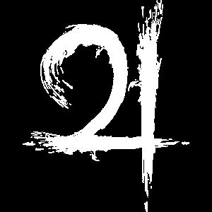 Astronomisches Symbol Planetensymbol Jupiter 2