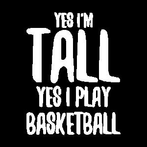 Lustiges Basketball-Shirt