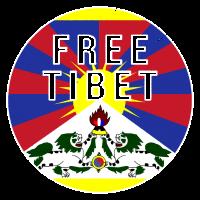 Free Tibet China Unterdrueckung Protest