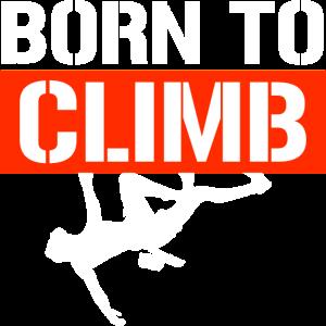Geboren um zu klettern