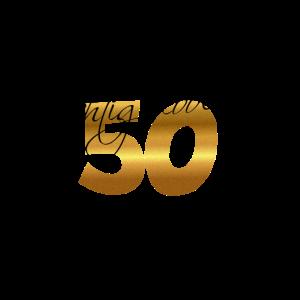 cooles 50. Geburtstag runder Geburtstag Geschenk
