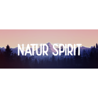 Natur Spirit. Cooles Design.