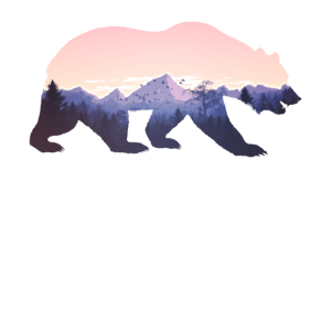 Bär - Natur Berge Wildnis
