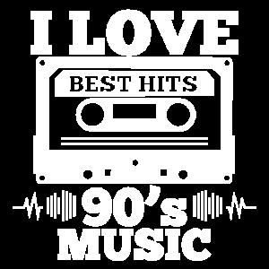 Kassette 90er