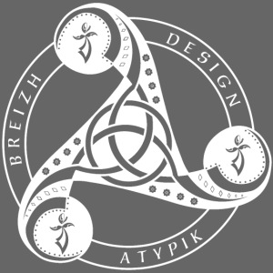 BZH Atypik Design - Triskel White