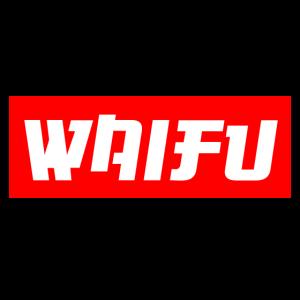 Waifu Anime Manga Geek Geschenk