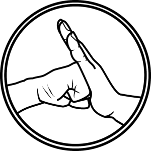 Kung Fu Kampfkunst Gruß