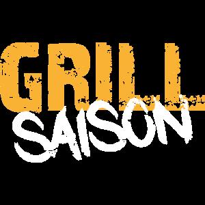 Grill Saison grillen