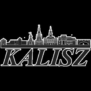 Panorama von Kalisz