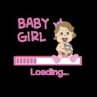 Baby loading - Baby Shower Geschenk