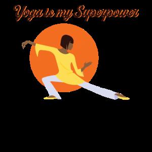 Superpower Yoga
