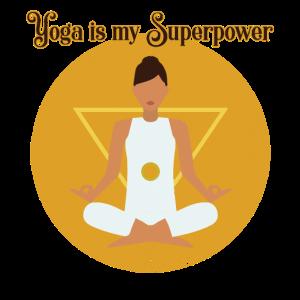 Yoga Superkraft Superpower