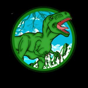 T Rex Dinosaurier