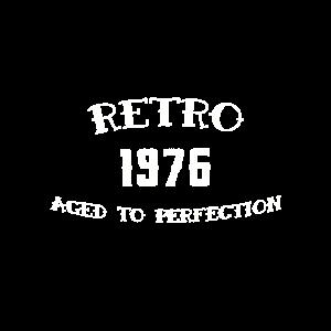 43 Geburtstag Retro 1976 Geburtstag 50s 60s 70s