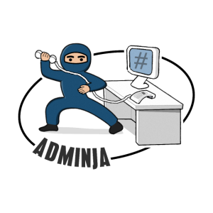 Admin AdminJa Sysadmin