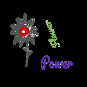Flower Power Blume 0154