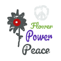 Flower Power Peace 0155