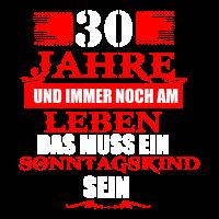Super T-Shirt zum 30. Geburtstag