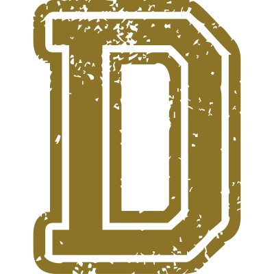 D - Buchstabe - D - Buchstabe - D