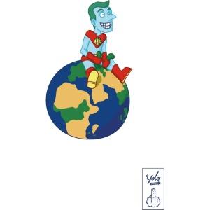 champion de la terre