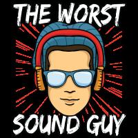 Tontechniker Toningenieur Sound Lustiges Geschenk