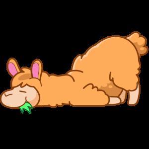 Lazy Llama