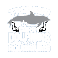 Ausbildung zum Tragen von Delphinen