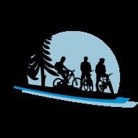 3 Biker (Wald)