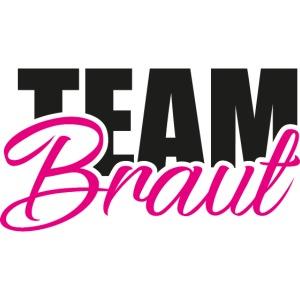 Team Braut Junggesellenabschied