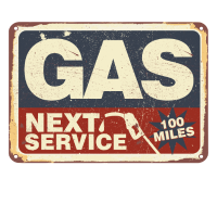 Retro Gas Station shirt