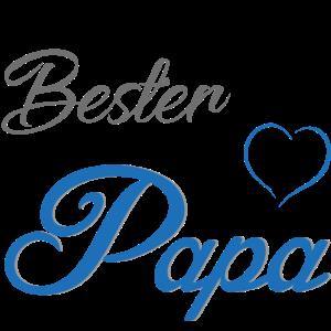 Bester Papa Geschenk Vatertag