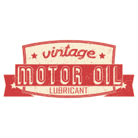 Retro Motor Oil shirt