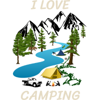 I Love Camping