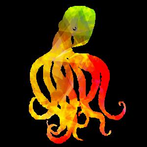 Krake Lebewesen Ozean