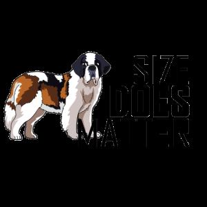 DOG size does matter black