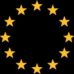 Europa Symbol, EU Sterne Fahne Flagge