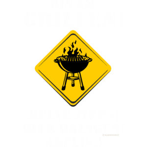 BBQ - Bin am Grillen - keine Tipps - Bier bringen