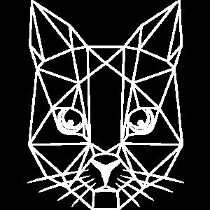 Katze geometrisch Maine Coon Bengal Kurzhaar