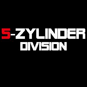 5 Zylinder Division