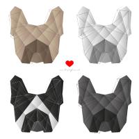 Französische Bulldoggen Liebe - Fellfarben Edition