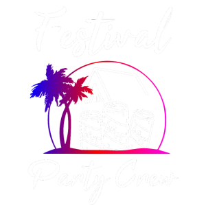 Festival Party Crew Sommer Camping Musik