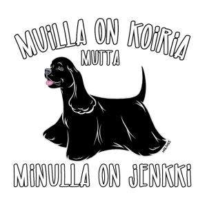 Jenkki Koiria 3