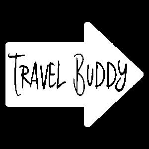 Travel Buddy Reisen Freunde Urlaub Geschenk Idee