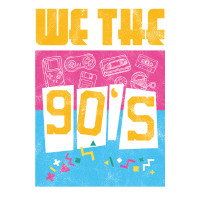 90iger Jahres Stil | We love the 90´s Retro Party