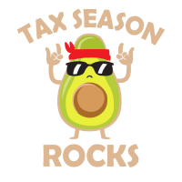 Tax Season rocks - Steuerzahler - Shirt