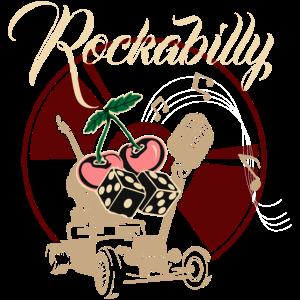 Rock Musik Gitarre Rock'n'Roll Rockabilly Girl